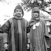 Arthur Honegger & Andrée Vaurabourg, 1925