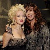 Cher & Cyndi Lauper
