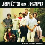 Joseph Cotton meets Lion Stepper