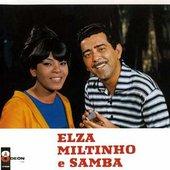 Elza Soares e Miltinho