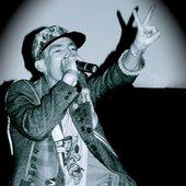 Skinnyman Live B&W
