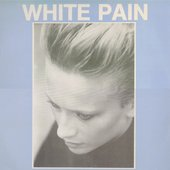 white pain