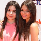 Victoria Justice, Victorious Cast, iCarly & Victorious Casts