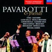 Luciano Pavarotti& Lucio Dalla
