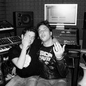 Thony Ritz & Axel Le Baron @ Darling Studio