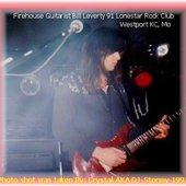 Bill Leverty-Firehouse-Lead-Guitar Lone Star Rock Club Westport, Kansascity Missouri
