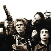 Simonon, Strummer and Jones
