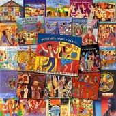 Putumayo Albums