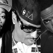 Wiz Khalifa,Curren$y & Big Sean