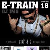 E-TRAIN LIVE 9-16-13