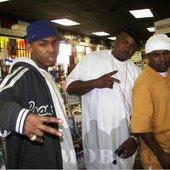 Fed-X, C-Bo & Rydah J. Klyde