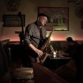 David Hillyard on Tenor Sax