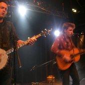 Woody & Paul live in 3VOOR12RADIO LIVE,