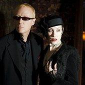 Jill Tracy and David J