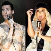 Maroon 5/Christina Aguilera