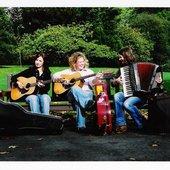 Anna Massie, Jenn Butterworth & Mairearad Green
