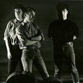 Trevor, Paul, Steve.