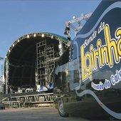 caminhão da banda