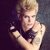 Billy Idol PNG