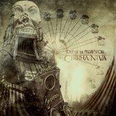 Album cover Cirrha Niva's new album, rel: April 14, 2016.