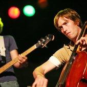 Kevin Manwarren and Michael Crowley