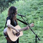 Marissa Nadler @Anfiteatro del Venda - Padova (Italy), 28-09-2014 © Sofia Girardi