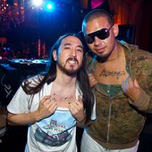 Afrojack & Steve Aoki
