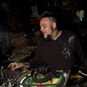 Jim Marcus DJing