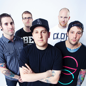 The Ghost Inside NEW PRESS Photo 2012 PNG