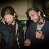 Aphex Twin vs Luke Vibert