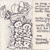 Gorilla Biscuits Demo tape