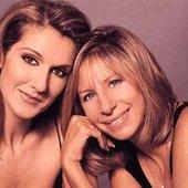 Celine Dion & Barbra Streisand