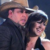 Jason Aldean & Kelly Clarkson