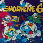 Smurfehits 6 artwork