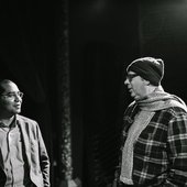David Chen and Stephen Tobolowsky (February 2014)