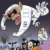 Space Monkeyz vs. Gorillaz