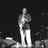 Misja Fitzgerald quartet avec Ravi Coltrane au Nouveau Théâtre de Beaulieu