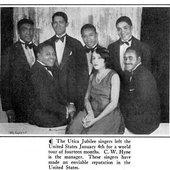 Utica Institute Jubilee Singers