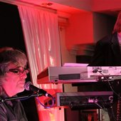 Gordon Giltrap and Rick Wakeman