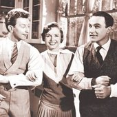 Donald O'Connor, Gene Kelly, Debbie Reynolds