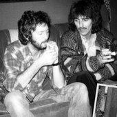 Eric Clapton & George Harrison