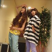 東京女子図鑑でbackstage PNG