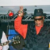 Big Pete Pearson @ Lucerne Blues Festival 2007