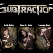 SUBTRACTION 2011 new line up