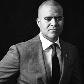 Christopher Jackson // Broadway Style Guide