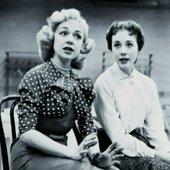 Julie Andrews & Edith Adams