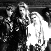 Rebel (USA) Sleaze Glam / Punk Rock