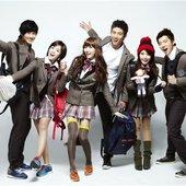 Wooyoung, Taecyeon, Suzy, Kim Soo Hyun, JOO