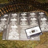 Deggial - Upon The Path Of Damnation tape