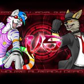 Emoticon vs Jackal Queenston